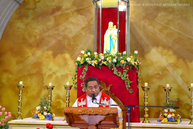 A glorious opportunity for Devotees to recite the Miraculous Prayer together with His Holiness The Apostle Rohan Lalith Aponso, who wrote the Miraculous Prayer to the Most Blessed Virgin Mother Mary