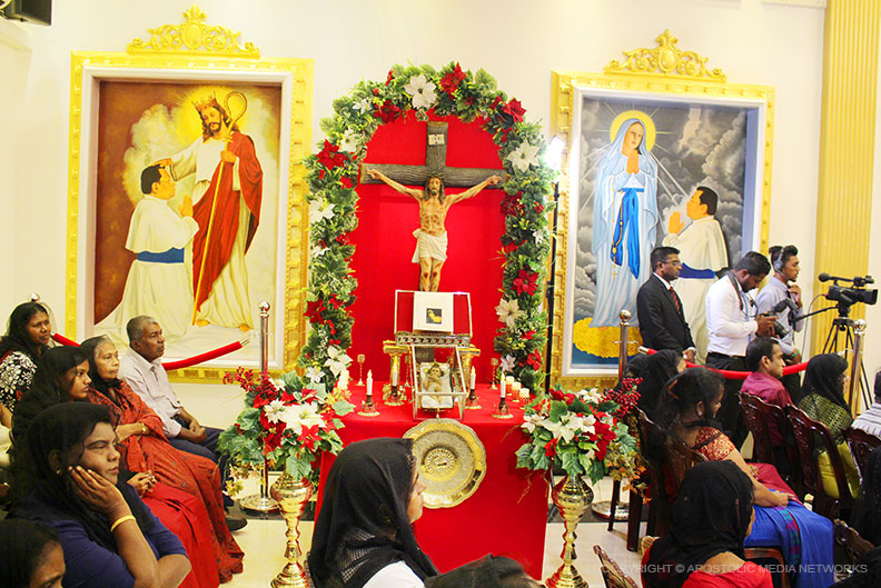 Most Christians spend their lives in Bethlehem and in