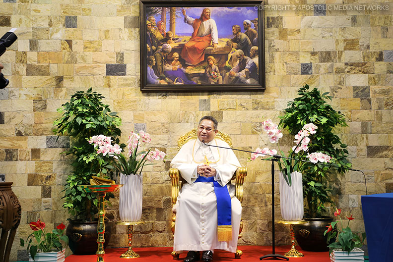 His Holiness the Apostle