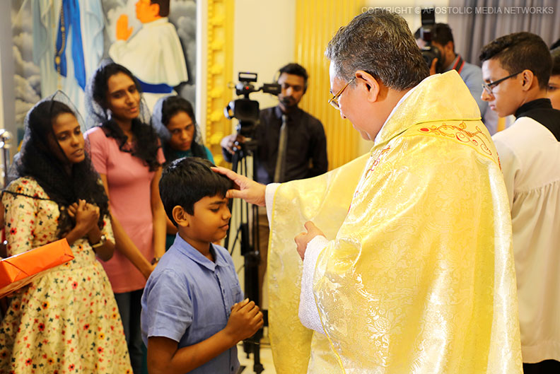 45th Anniversary of Apostolic Consecration of His Holiness The Apostle Rohan Lalith Aponso