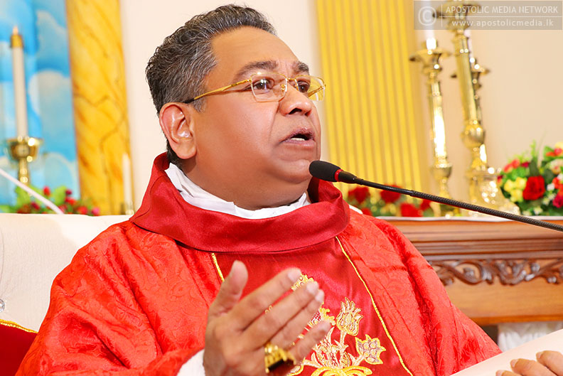His Holiness The Apostle Rohan Lalith Aponso proudly celebrates the 46th Anniversary of His Apostolic Consecration